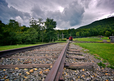 Whittaker Point, Cass Scenic Railroad, WV