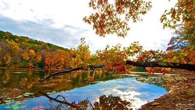 Ambridge Reservoir, Pennsylvania
